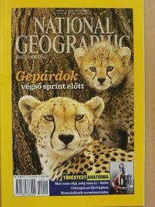 Cynthia Corney - National Geographic Magyarország 2012. november [antikvár]