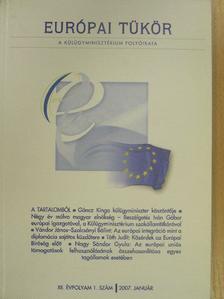 Balázs Katalin - Európai Tükör 2007. január [antikvár]