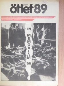 Bánsághi Tamás - Ötlet 1989. június 15. [antikvár]