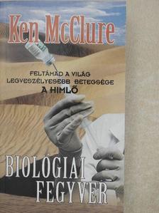 Ken McClure - Biológiai fegyver [antikvár]