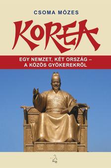 Csoma Mózes - Korea