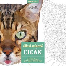 Cetin Can Karaduman - Állati színező - Cicák
