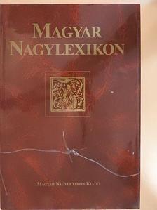 Magyar Nagylexikon 15. (töredék) [antikvár]