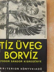 Fodor Sándor - Tíz üveg borvíz [antikvár]