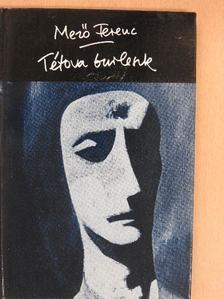 Mező Ferenc - Tétova burleszk [antikvár]