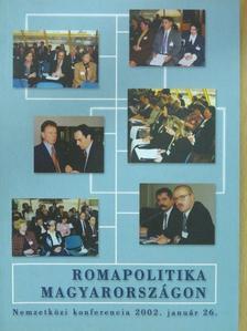 Báthory János - Romapolitika Magyarországon [antikvár]