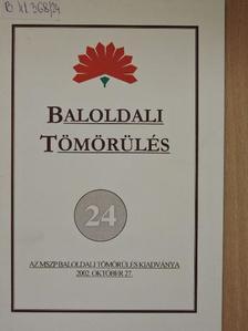 Baranyi Béla - Baloldali tömörülés 24. [antikvár]