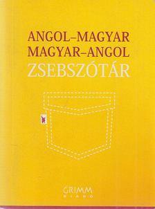P. Márkus Katalin - Angol-magyar / magyar-angol zsebszótár [antikvár]