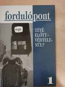 Békési Sándor - Fordulópont 1999/1 [antikvár]