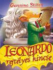 Geronimo Stilton - Geronimo Stilton - Leonardo rejtélyes kincse