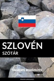 Szlovén szótár [eKönyv: epub, mobi]