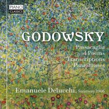 PIANO TRANSCRIPTIONS CD EMANUELE DELUCCHI