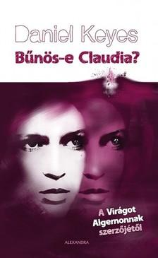Daniel Keyes - Bűnös-e Claudia? [eKönyv: epub, mobi]