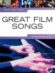 GREAT FILM SONGS. 22 BIG SCREEN HITS, REALLY EASY PIANO