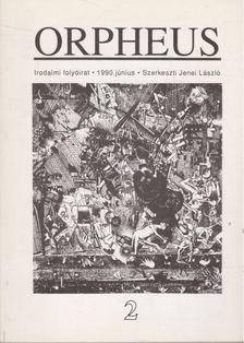 Jenei László - Orpheus I. évf. 2. szám [antikvár]