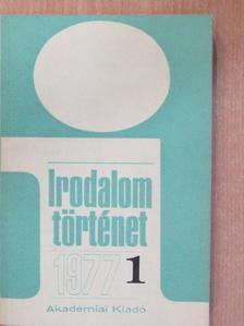 Barna József - Irodalomtörténet 1977/1. [antikvár]