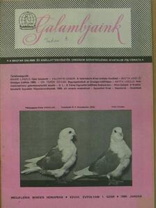 B. L. - Galambjaink 1986. január [antikvár]
