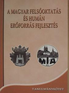 Beszteri Béla - A Magyar Felsőoktatás és Humán Erőforrás Fejlesztés [antikvár]