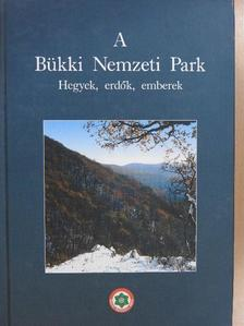 B. Huszár Éva - A Bükki Nemzeti Park (dedikált példány) [antikvár]