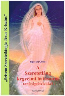 Sípos S. Gyula - A Szeretetláng kegyelmi hatásairól - tanúságtételekkel