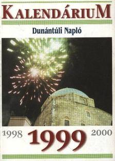 A Dunántúli Napló 1999. évi kalendáriuma [antikvár]