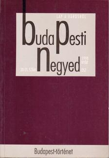Mihancsik Zsófia - Budapesti negyed VI.évf. 1998 2-3. [antikvár]