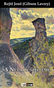REJTŐ JENŐ - A Nevada szelleme [eKönyv: epub, mobi]