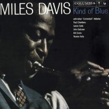 KIND OF BLUE CD MILES DAVIS