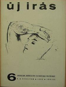 Baráth Lajos - Új Írás 1965. június [antikvár]