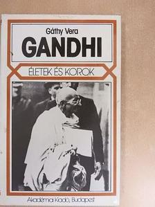 Gáthy Vera - Gandhi [antikvár]