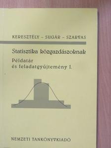Keresztély Tibor - Statisztika közgazdászoknak [antikvár]