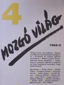 Bálint Tibor - Mozgó Világ 1995. április [antikvár]