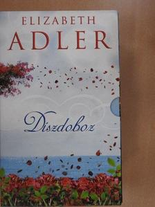 Elizabeth Adler - San Diego mindent visz/A Villa Mimosa titka/Kalifornia, szívem [antikvár]