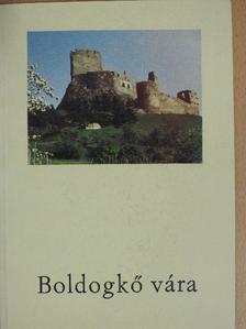 Kordos László - Boldogkő vára [antikvár]