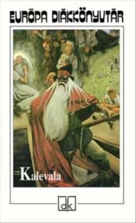 Népi eposz - Kalevala - EDK