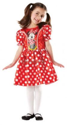 Rubies Minnie egér vörös jelmez S