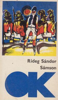 Rideg Sándor - Sámson [antikvár]