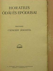 Horatius - Horatius költeményei I. [antikvár]