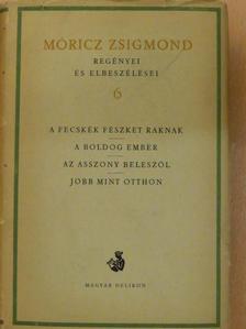 Móricz Zsigmond - Móricz Zsigmond regényei és elbeszélései 6. [antikvár]