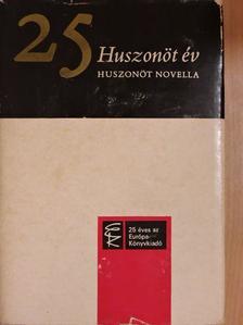 Dino Buzzati - Huszonöt év [antikvár]