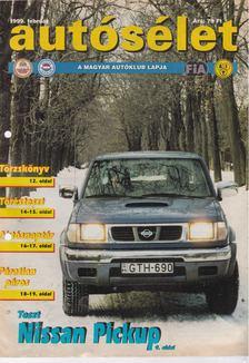 Fehér György - Autósélet 1999. február [antikvár]