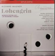 Wagner - LOHENGRIN 3 CD ZEPPENFELD VOGT DASCH RASILAINEN NELSONS