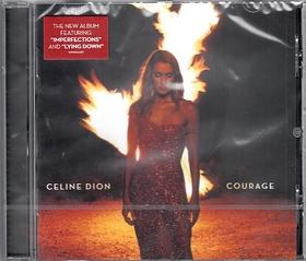 CELINE DION - COURAGE CD CELINE DION