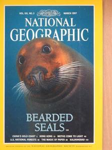Glenn Oeland - National Geographic March 1997 [antikvár]