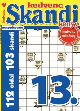 CsoSch Kft. - Kedvenc Skandi Könyv 13.