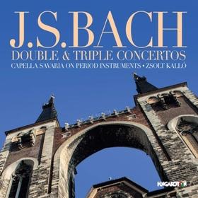 Bach - DOUBLE & TRIPLE CONCERTOS CD CAPELLA SAVARIA