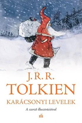 J. R. R. Tolkien - Karácsonyi levelek - A szerző illusztrációival [eKönyv: epub, mobi]