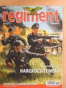 Horváth Zoltán - Regiment 2013/2. [antikvár]