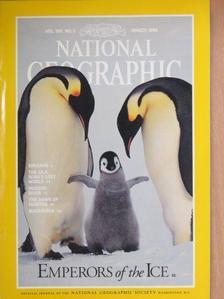 Glenn Oeland - National Geographic March 1996 [antikvár]