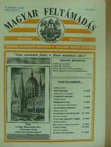 Balogh Ernő - Magyar Feltámadás 1993. január 5. [antikvár]